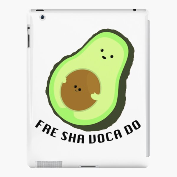 avocado iPad Snap Case