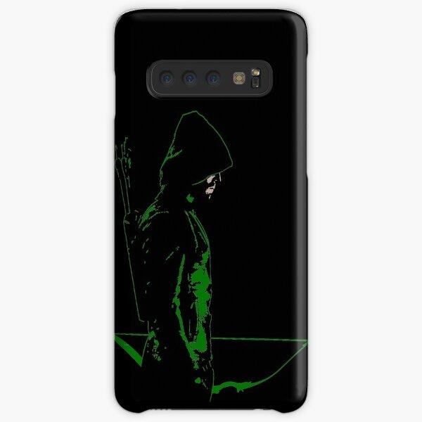 Vigilante all black Samsung Galaxy Snap Case