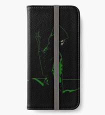 Vigilante all black iPhone Wallet/Case/Skin