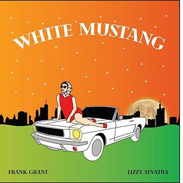 White Mustang by MizunoMasuta