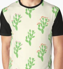 Prickly Pals (Pattern) Graphic T-Shirt