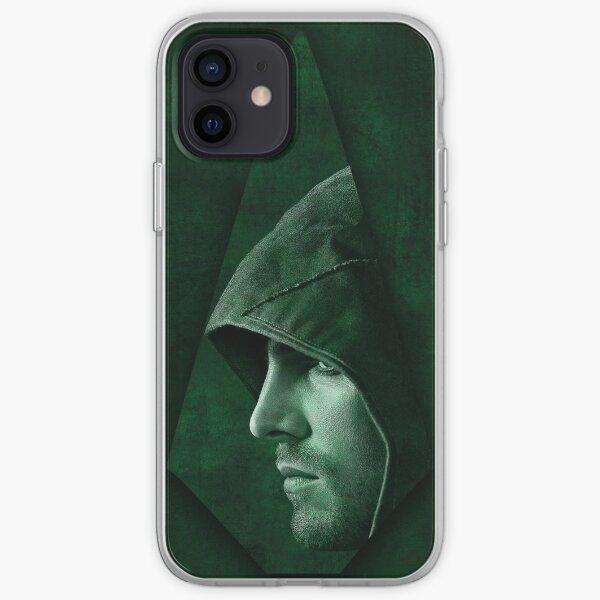 Green Vigilante iPhone Soft Case