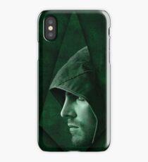 Green Vigilante iPhone Case