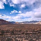 Red Rock Canyon, Nevada by Mike Herdering