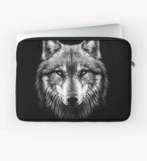Wolf face Laptop Sleeve