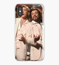 Barry Gibb Talk Show iPhone Case/Skin