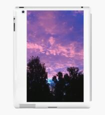 Gorgeous Sunrise in Thomasboro, IL iPad Case/Skin