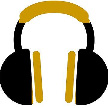 Headphones by mysooma