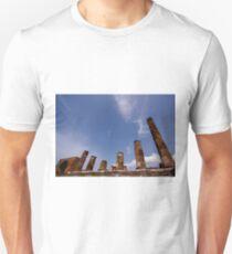 Italian Ruins Rome and Pompeii Unisex T-Shirt