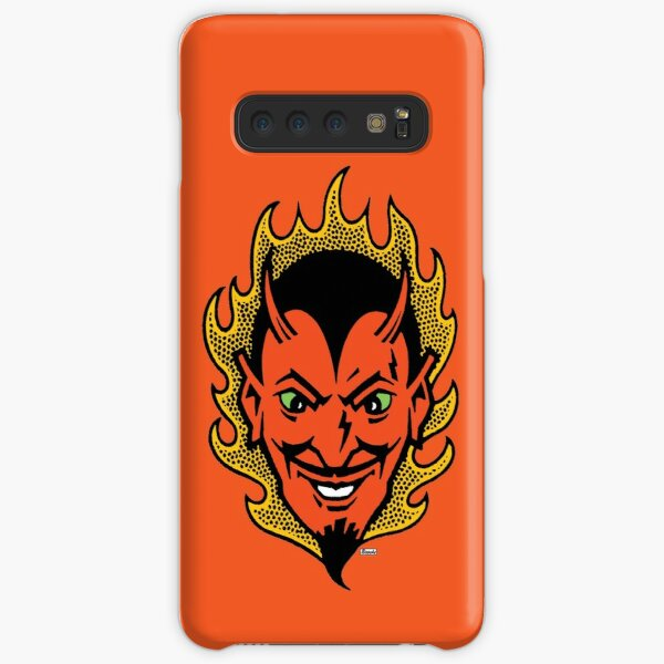 The Devil Made Me Do It Samsung Galaxy Snap Case