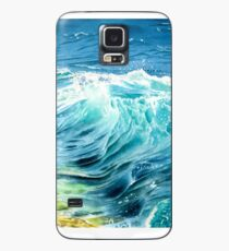 Crashing Waves Case/Skin for Samsung Galaxy