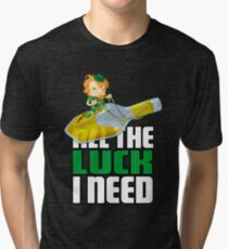 All The Luck I Need Tri-blend T-Shirt