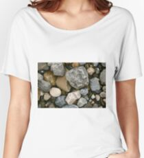 Rocks and Stones in Donegal Women's Relaxed Fit T-Shirt