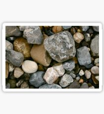 Rocks and Stones in Donegal Sticker
