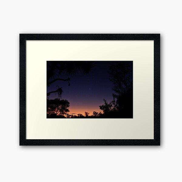 NDVH Fraser Island 11 Framed Art Print