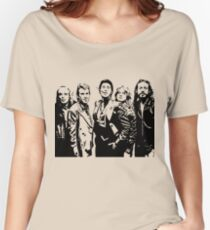 Roxy Music Women's Relaxed Fit T-Shirt