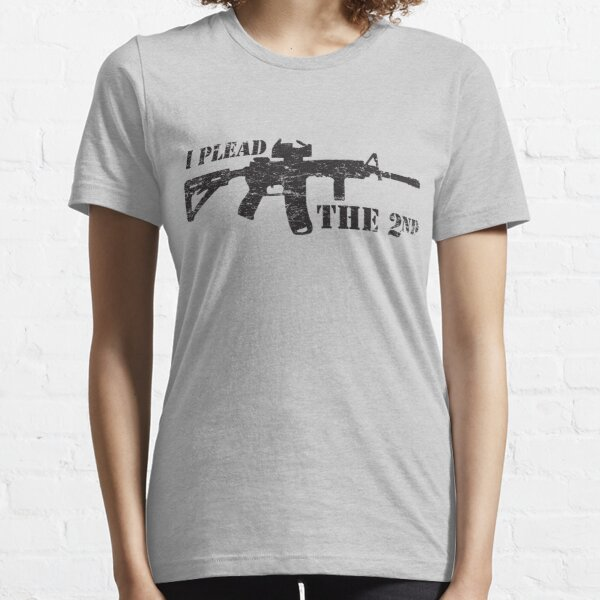 I plead the 2nd Essential T-Shirt