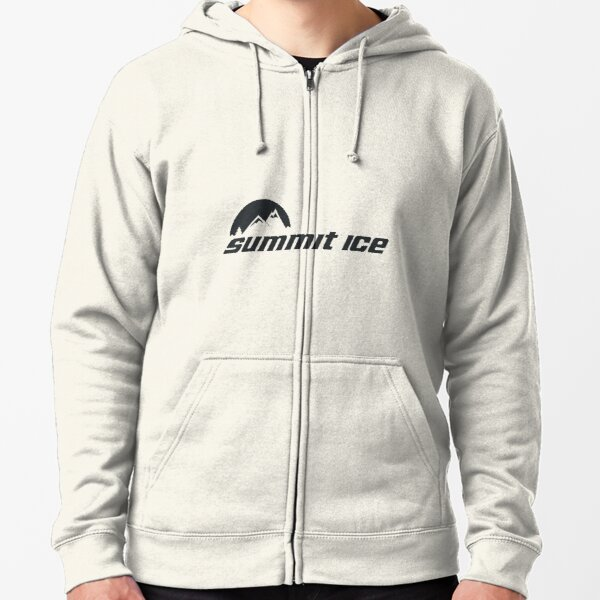 Summit Ice Zipped Hoodie