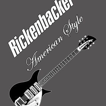 Rickenbacker American style by mayala