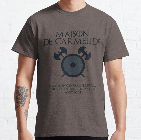 Maison de Carmélide - Kaamelott T-shirt classique