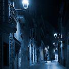 Blue Light by Svetlana Sewell