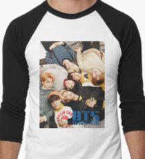 BTS Layin' Around Men's Baseball ¾ T-Shirt