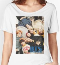 BTS Layin' Around Women's Relaxed Fit T-Shirt
