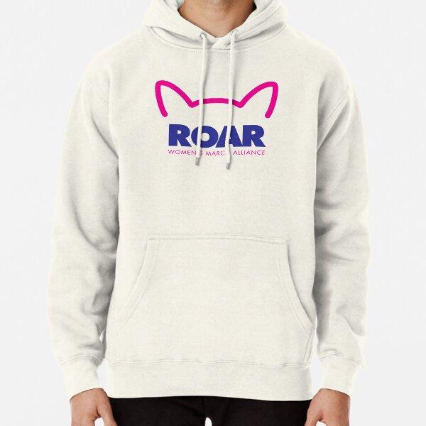 Pussy ROAR - Women's March Alliance Pullover Hoodie