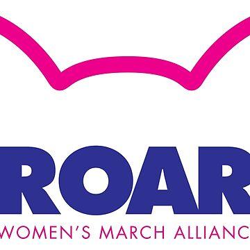Pussy ROAR - Women's March Alliance by WomensMarchNYC