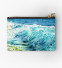 Crashing Waves Studio Pouch