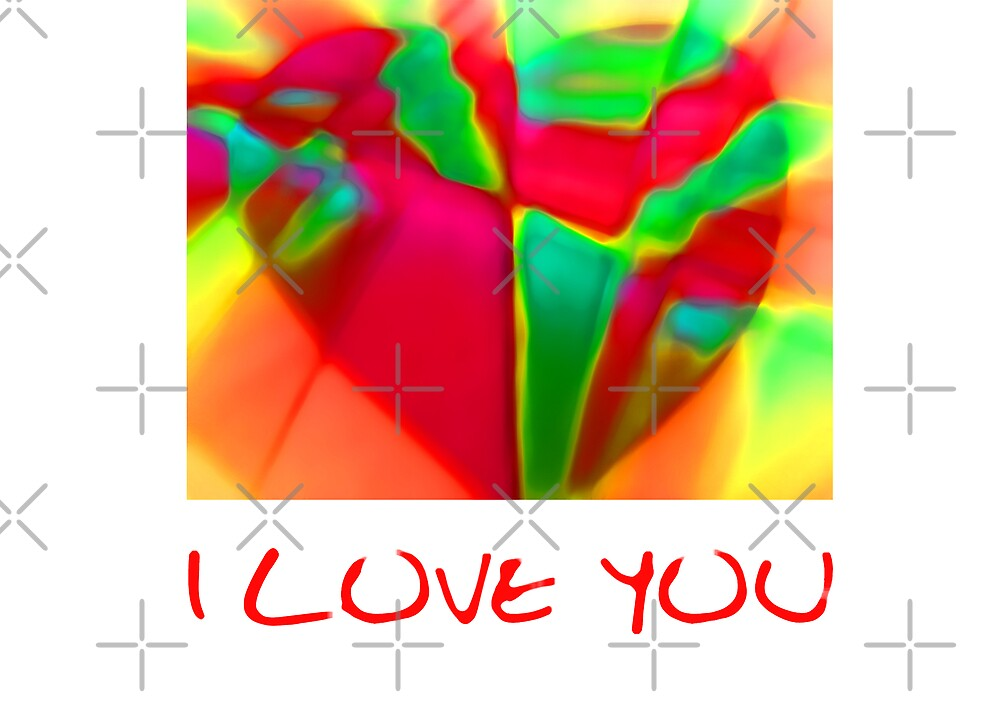 I love you by monica palermo