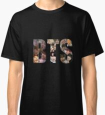 BTS STANDS FOR MEMES Classic T-Shirt