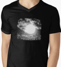 The Sun - TTV Men's V-Neck T-Shirt