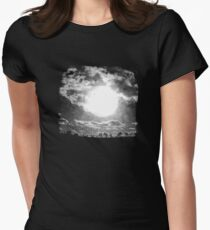 The Sun - TTV Women's Fitted T-Shirt