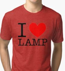I love lamp Tri-blend T-Shirt