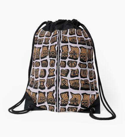 Misty Lilac COTY 2018 Drawstring Bag