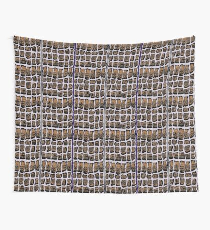 Misty Lilac COTY 2018 Wall Tapestry