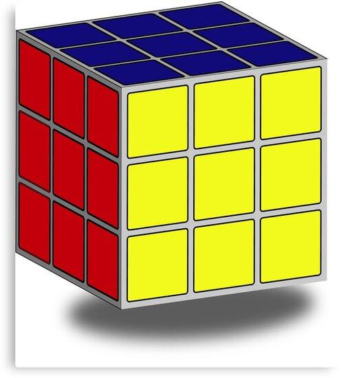 Rubik Cube by firux-vzla