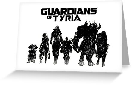 The Guardians of Tyria by bamshackle