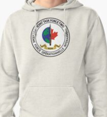 Joint Task Force Two (JTF 2) CTU Logo Pullover Hoodie