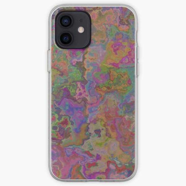 Perlin Warping iPhone Soft Case