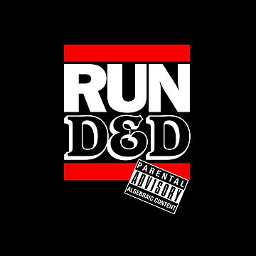 RUN D&D by JadBean