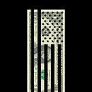 American Dollar Flag by Chocodole