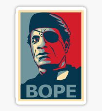 Capitao is our only Bope Sticker
