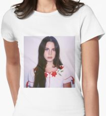 lana Women's Fitted T-Shirt