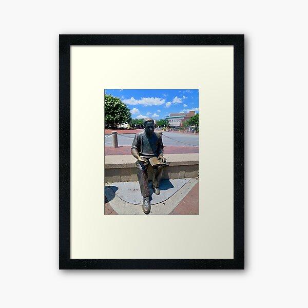 NDVH Annapolis 1 Framed Art Print