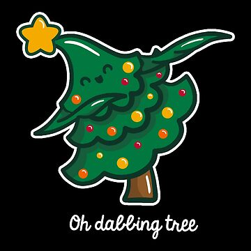 Oh Dabbing Tree by fishbiscuit