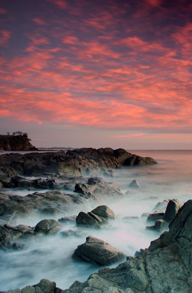 Coolum Beach sunrise by David James