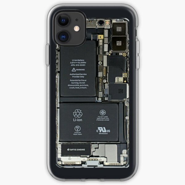 IPhone X Inside iPhone Soft Case