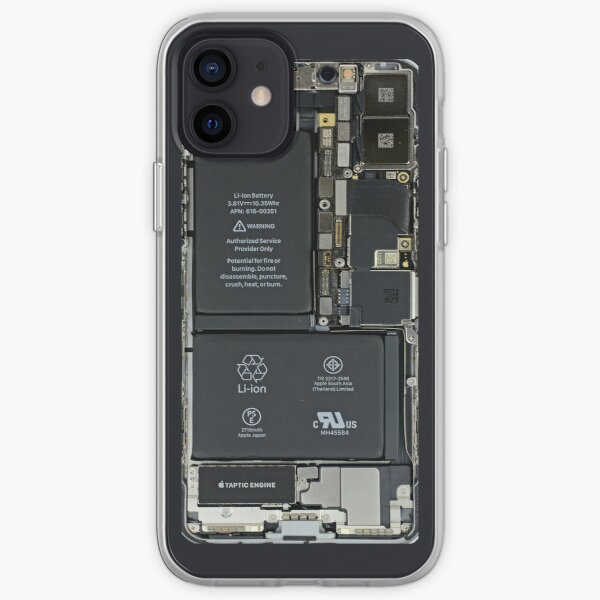 IPhone X Inside iPhone Soft Case